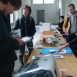 The Tomorrow Book / Printing Party 0.1