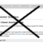 Who's Afraid of Adobe? – Not me, says the Mozilla foundation.
